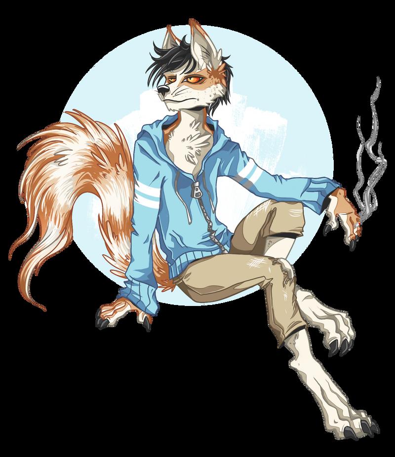 Smokin' by Arkeresia