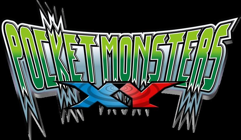 Pocket Monsters XY Logo in English by Peetzaahhh2010