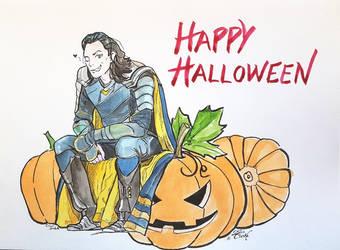 Happy Halloween by Harmony1965