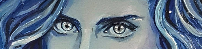 Silver eyes-closeup by Harmony1965