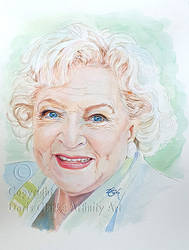 Golden Girl - Betty White