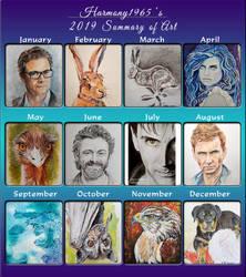 2019 Summary of Art-Harmony