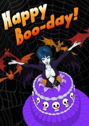 Happy Boo-Day!