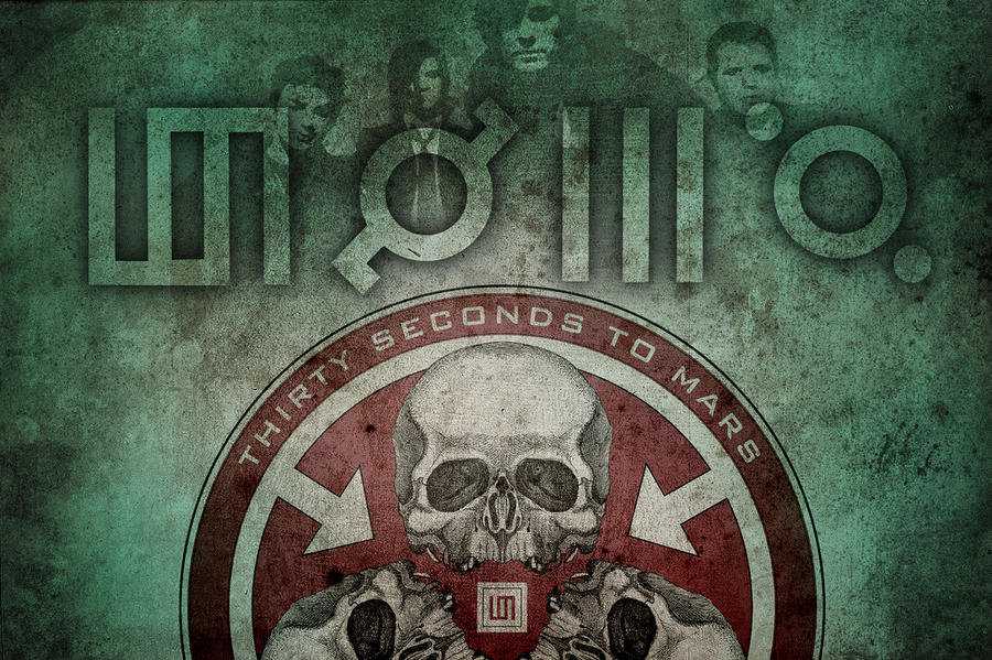 30 seconds to mars wallpaper by renanfsdesign on DeviantArt