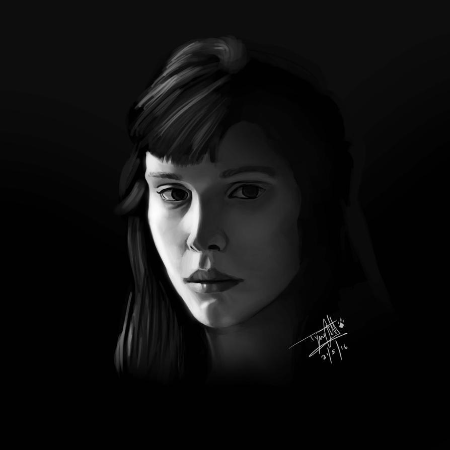 30-05-2016 - Portrait Attempt by tyno2