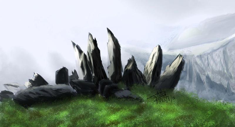 Rocks by tyno2