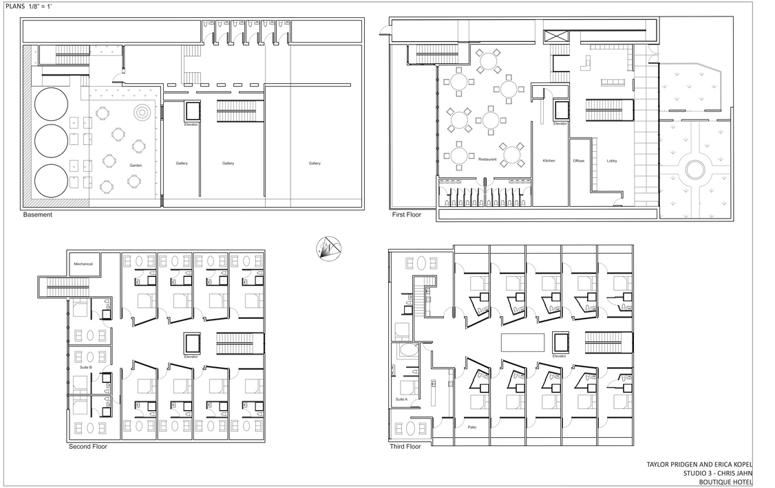 Denver hotel plans by cloudy789 images frompo for Small hotel plans and designs