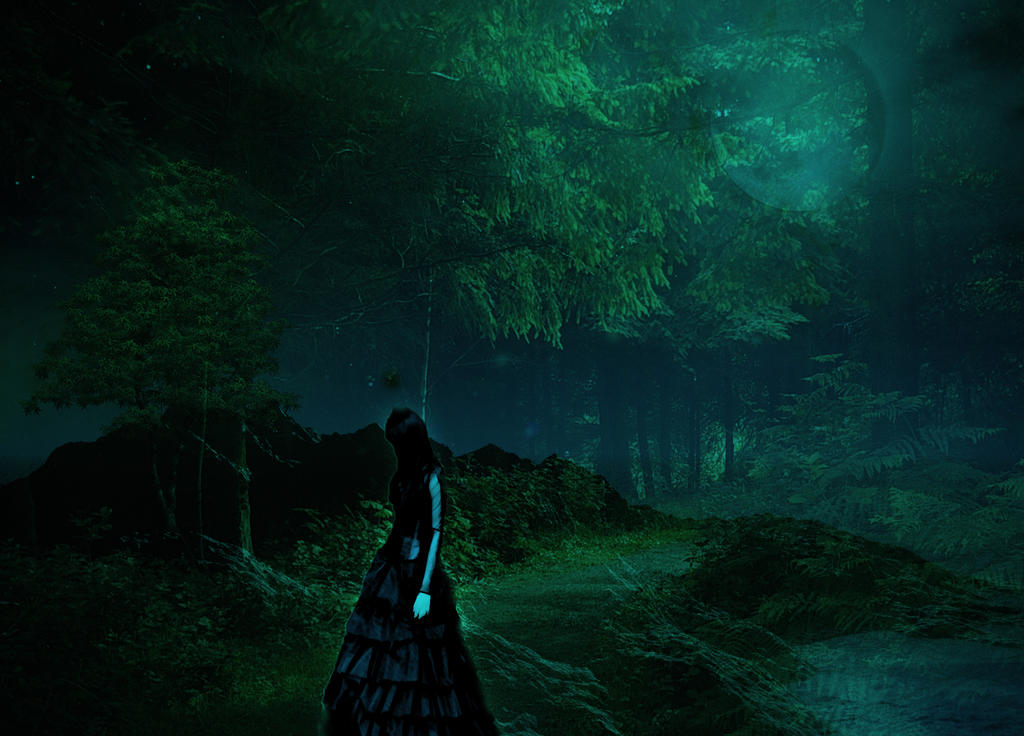 In the Dark Forest... by azuriin