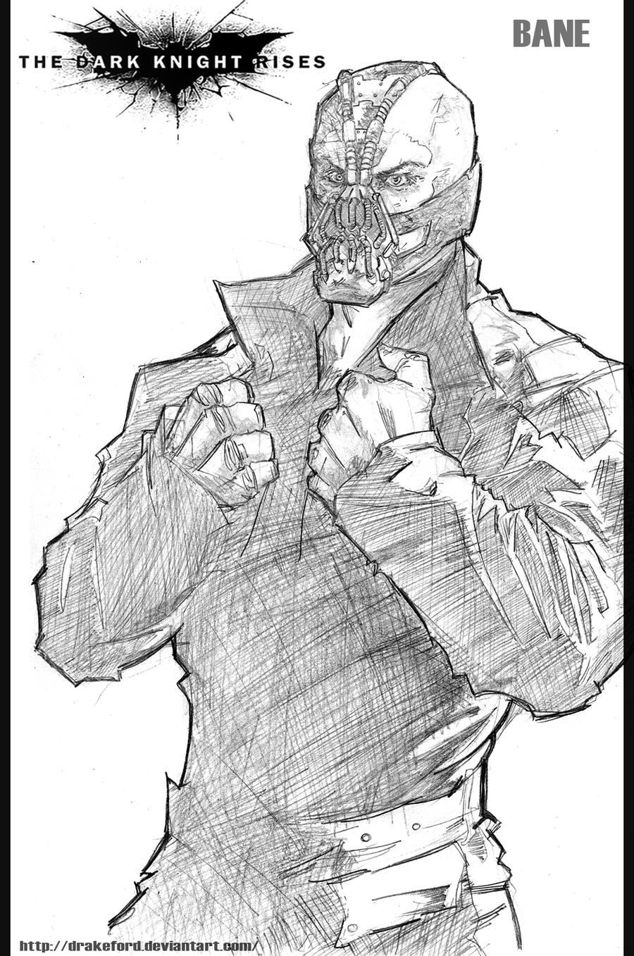 Batman dark knight coloring pages - Batman Rises Coloring Pages Bane_the Dark Knight Rises By Drakeford Bane_the Dark Knight Rises By