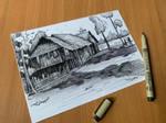 Pen sketching for Beginners