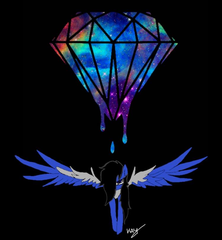 Drippin Diamond: Kjell Dripping Diamond By Kjell-harmony13 On DeviantArt