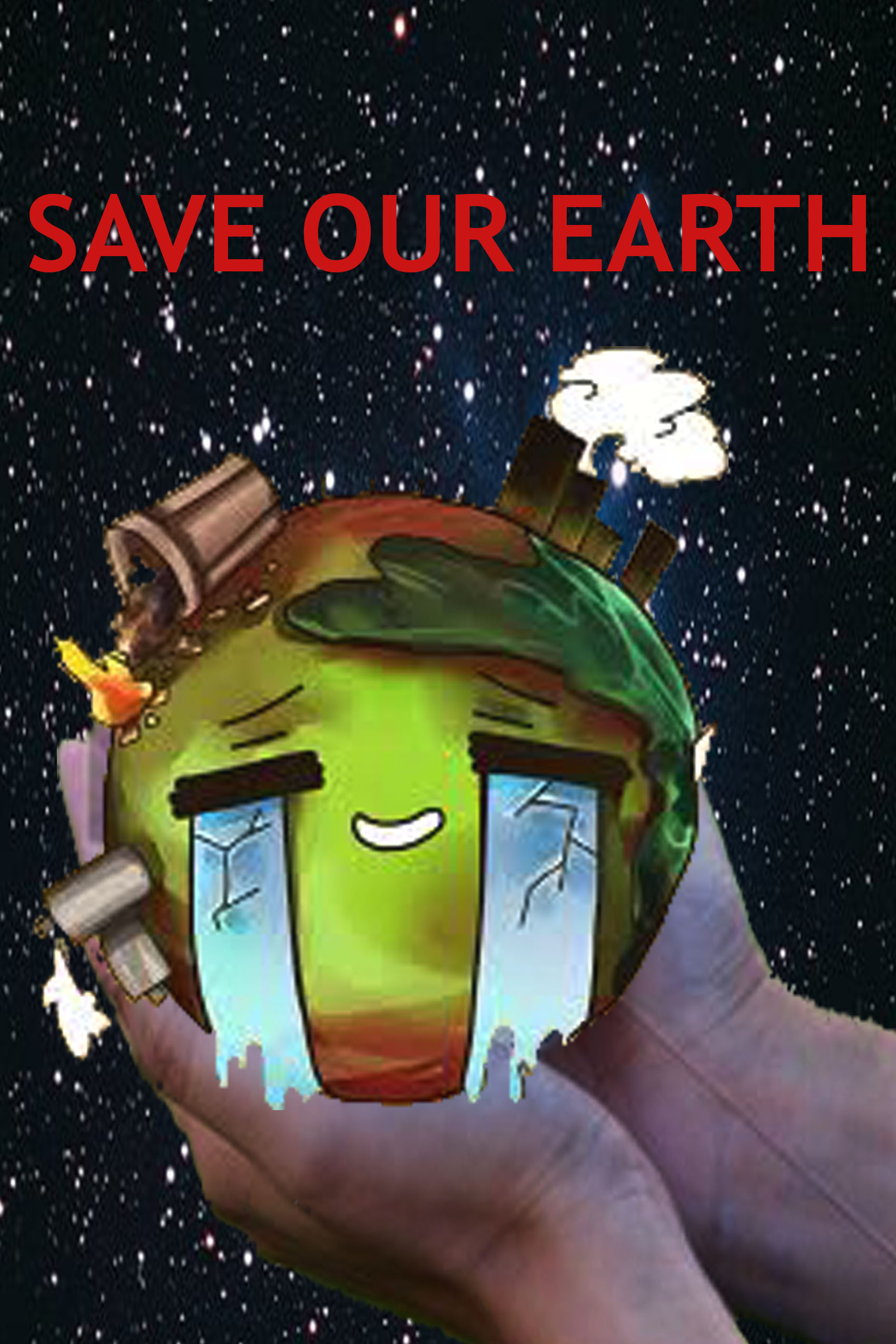 Save Our Earth Poster By Ghina98