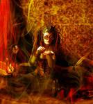 Witch's workshop by LittleDark1
