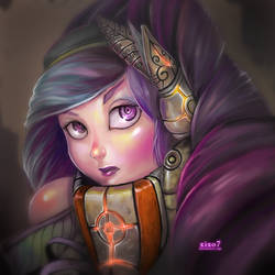 Lady Ethel by XIXO7