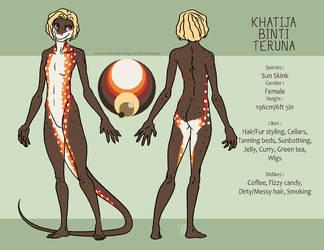 Khatija by TheTiedTigress