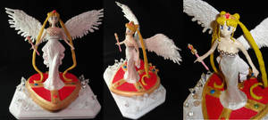 3_Neo Queen Serenity Scupture