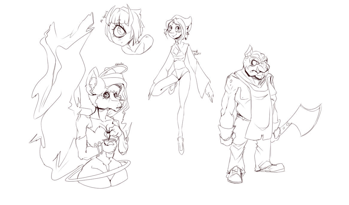 [Request sketch dump] by SSCAdopts