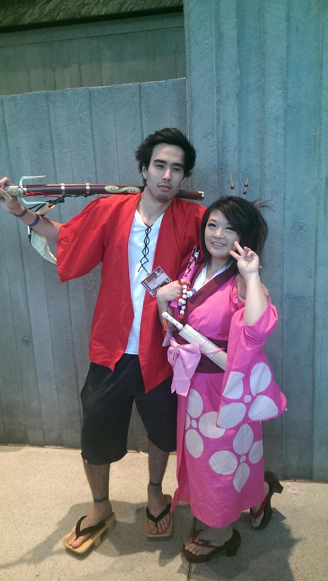 Samurai champloo fuu cosplay