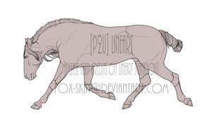 [P2U] Lineart by Fox-Skin