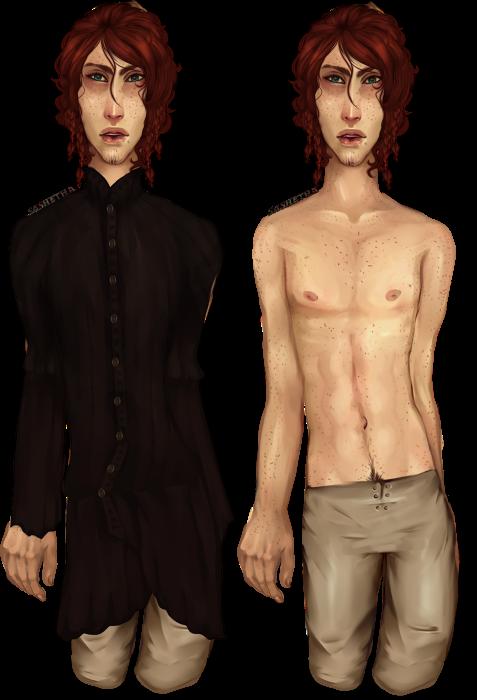 Reven (slight update) by Sasheth