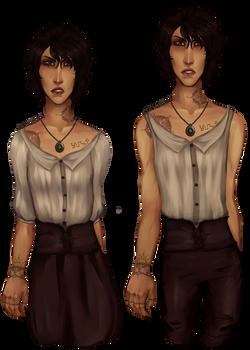 Yester (slight update and genderbend)