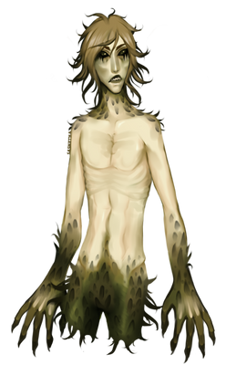 Forest thingie (male version)