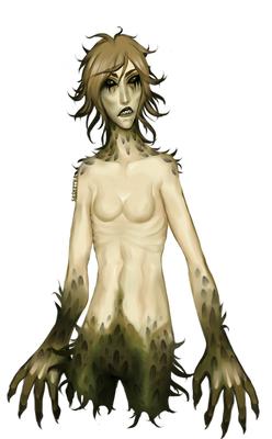 Forest thingie (female version)