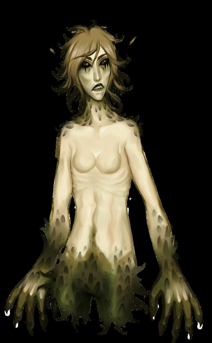 Forest thingie (female version) by Sasheth