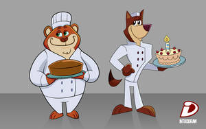 Bakers by intocidraw