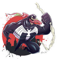 Venom by intocidraw
