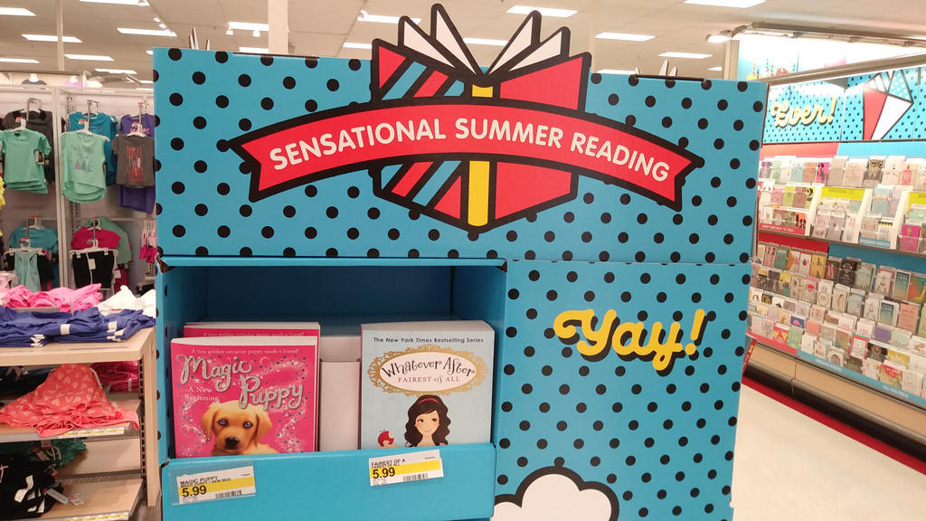 sensational summer reading by awesome6999