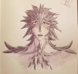 Julian Reversed Watercolor