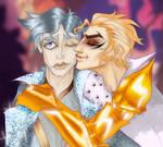 Aiden and Lucio smOONCH