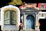 Portal,renaissance,baroque
