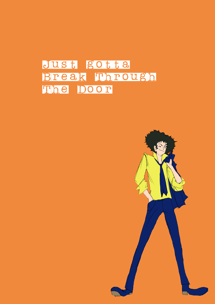 Spike Spiegel by Samtopia