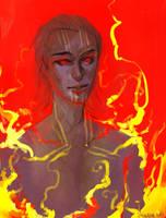 Loki: God of Fire