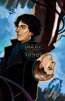 Sherlock Seattle Con by feyuca