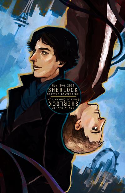 Sherlock Seattle Con by feyuca