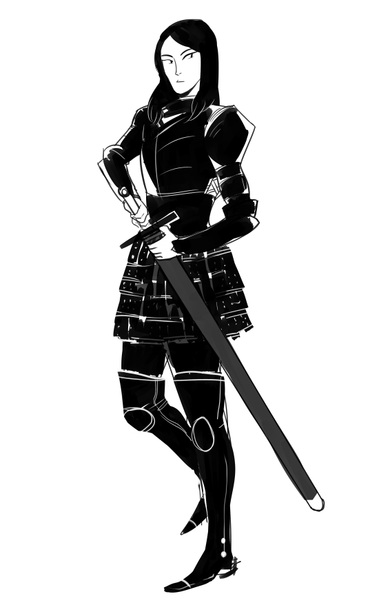Knight Joan by feyuca