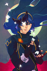 Lucina by feyuca
