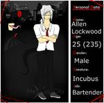 NexusCity Application - Allen Lockwood