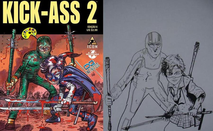 Kick Ass Issue 97