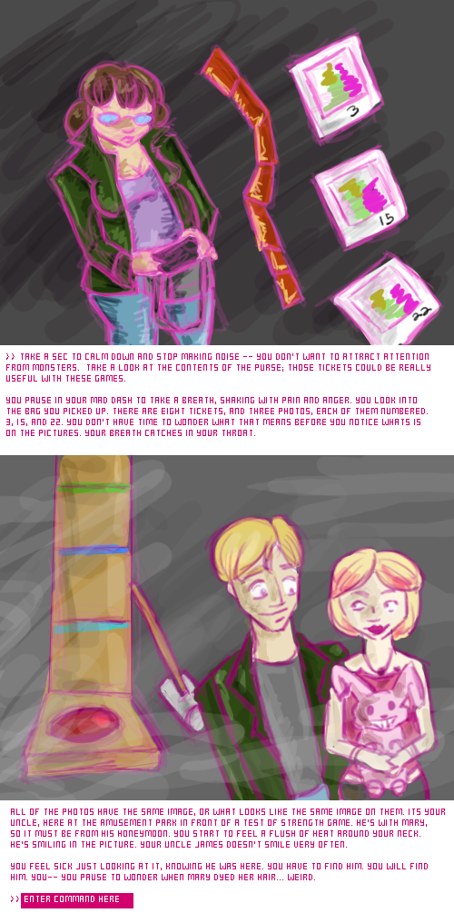 Silent Hill Promise: 771-772: by Greer-The-Raven