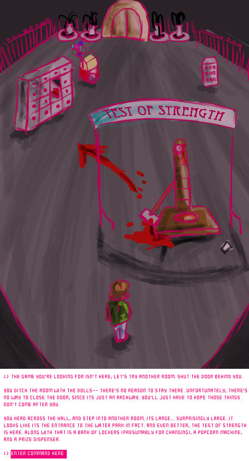 Silent Hill Promise :793: by Greer-The-Raven