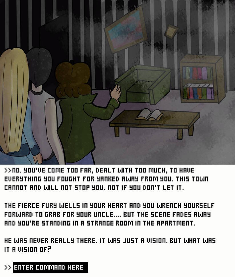 Silent Hill Promise: 1160 by queenofblackcrows on DeviantArt
