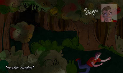 Red Oak Rising: Prologue Page 2 by doctorcorby