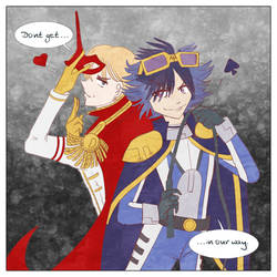 Prince and Emperor