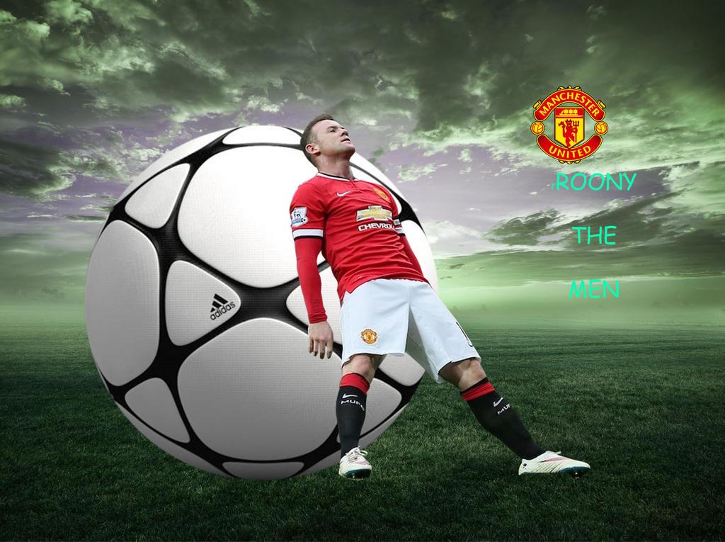Rooney Wallpaper