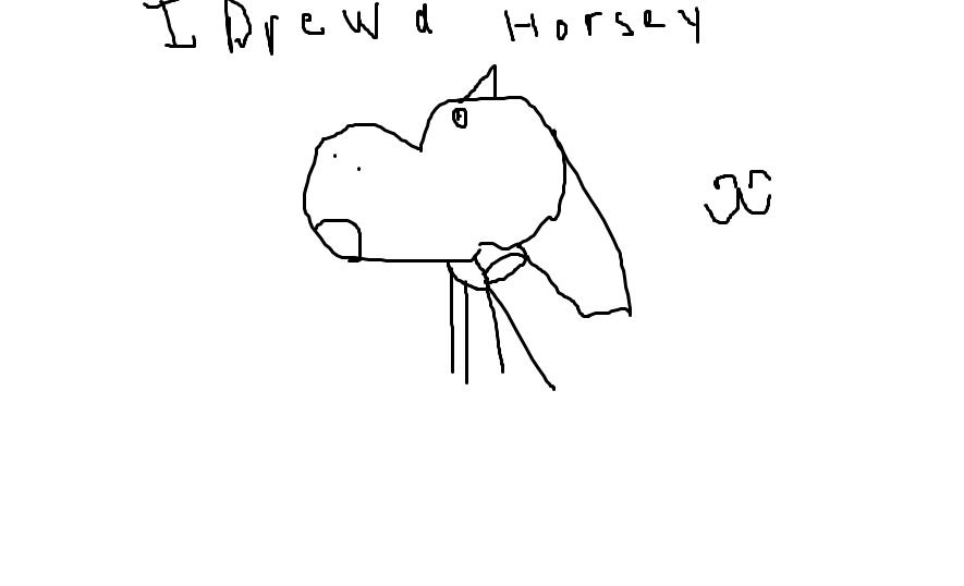 Spam Horse by PrincessSkyler