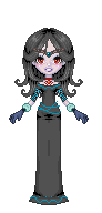 OC #113: Mako by PrincessSkyler